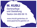 M. Kubli Gartenpflege und Gestaltung