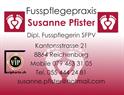 Fusspflegepraxis Susanne Pfister