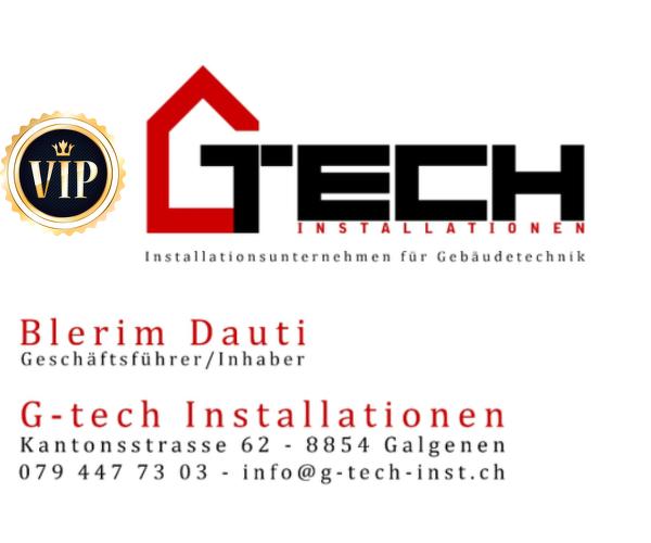 G-Tech Installationen GmbH