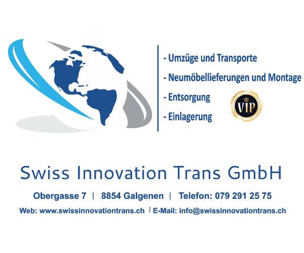 Swiss Innovation Trans GmbH