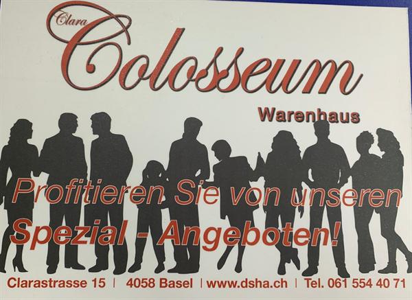 Clara Colosseum Warenhaus
