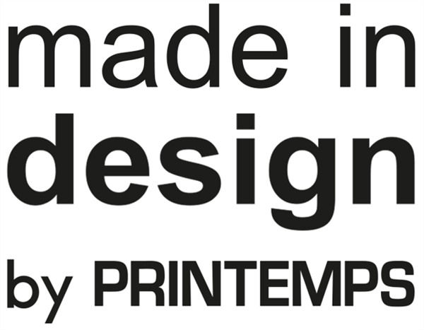 made in design by PRINTEMPS