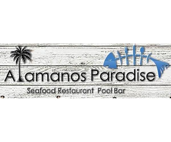 ALAMANOS BEACH POOL-CAFE