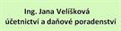 Ing. Jana Velíšková