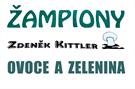 ŽAMPIONY, OVOCE-ZELENINA
