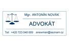 MGR. ANTONÍN NOVÁK - ADVOKÁT