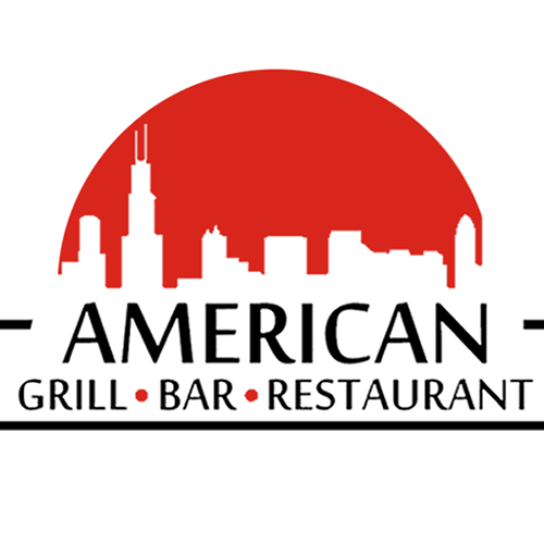 American grill bar restaurant