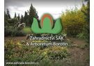 Zahradnictví a arboretum Borotín