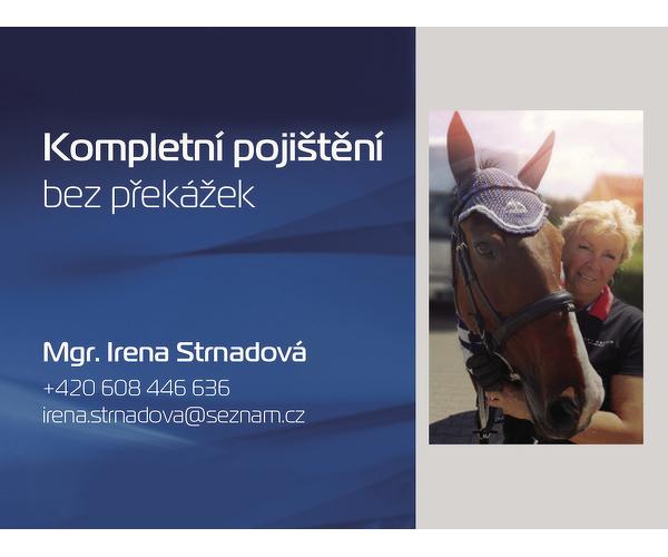 Mgr. Irena Strnadová