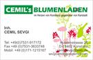 Cemils Blumenhandel