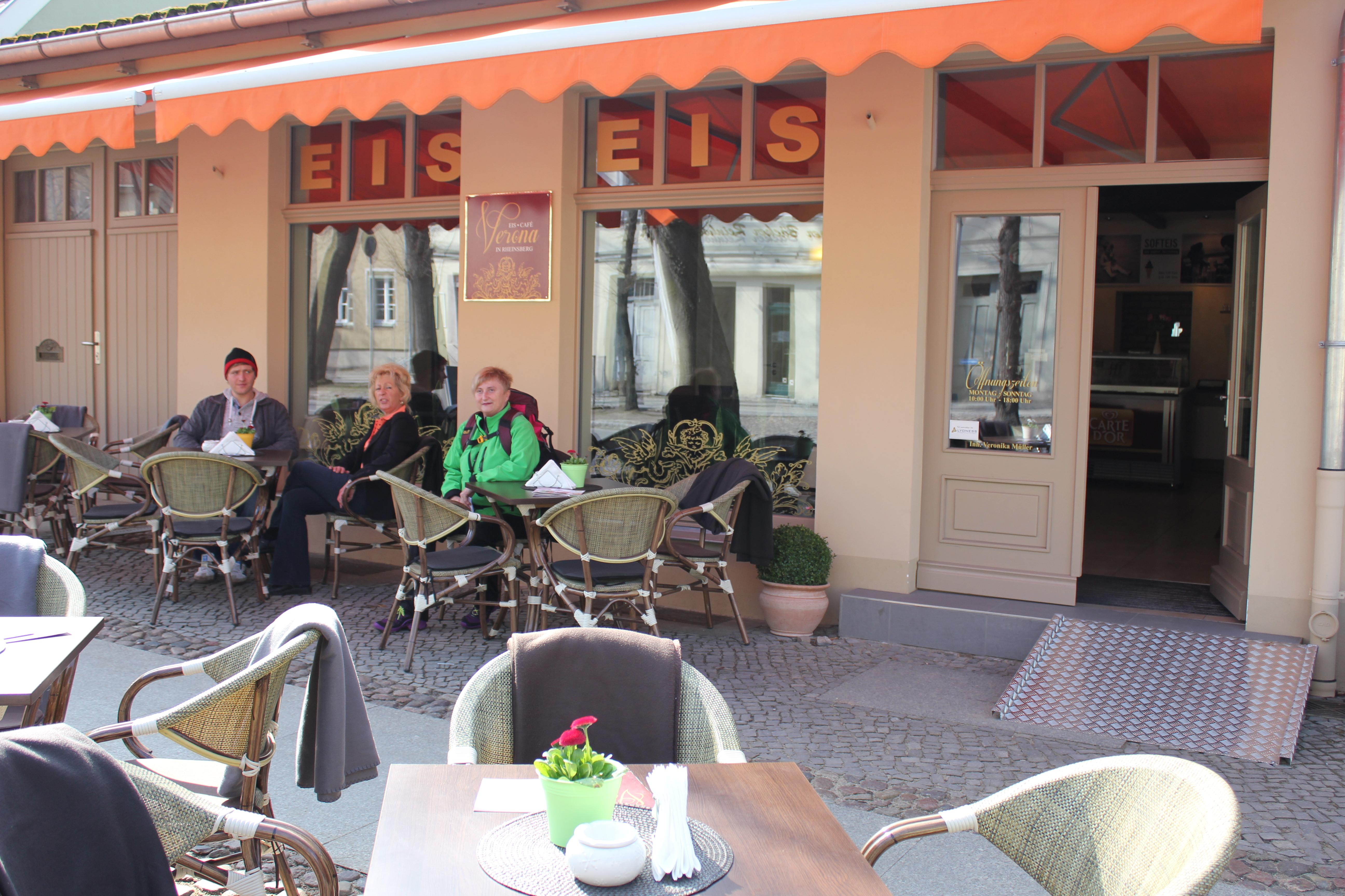 Eiscafe Verona