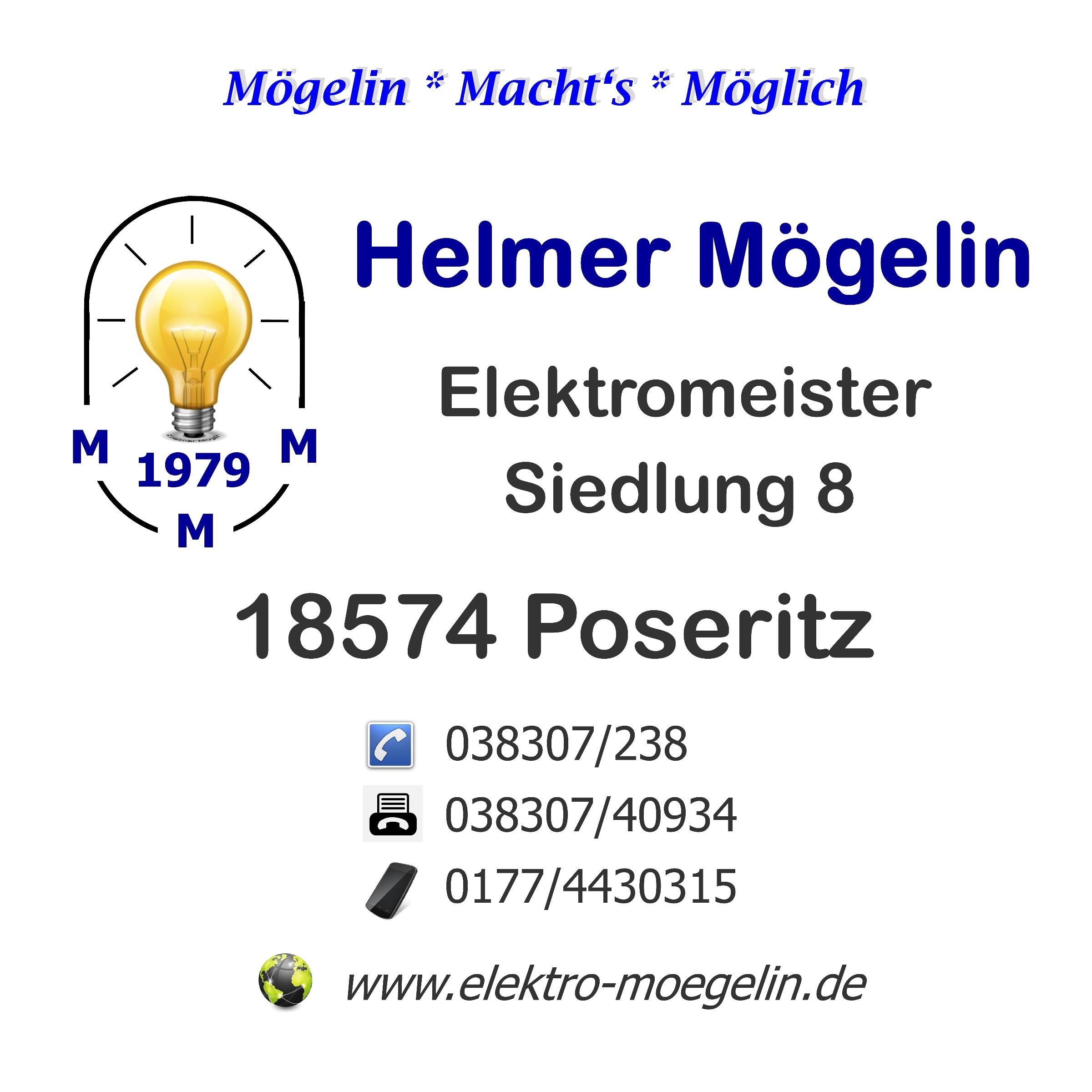 Helmer Mögelin Elektromeister