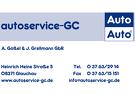 Autoservice - GC