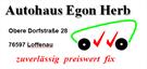 Autohaus Egon Herb