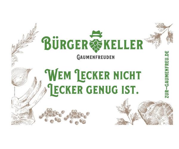Bürgerkeller in Schlierbach