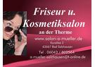 Friseur und Kosmetiksalon an der Therme