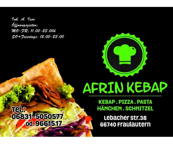 Afrin-Kebap