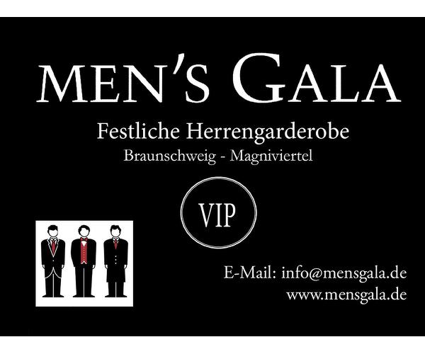 MEN'S GALA