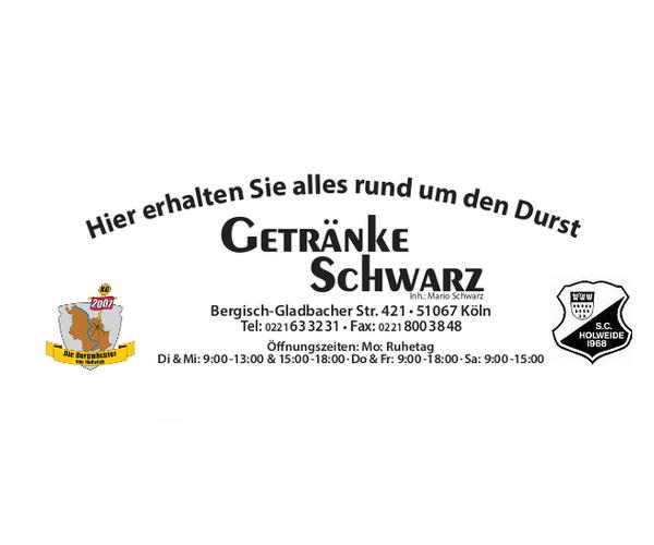 Getränkemarkt Schwarz
