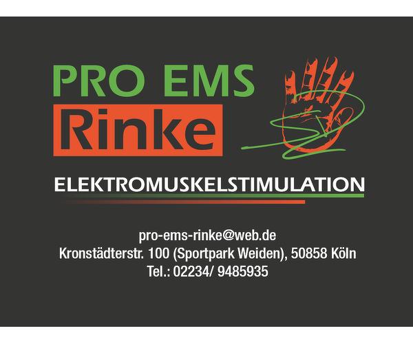 EMS Training Rinke