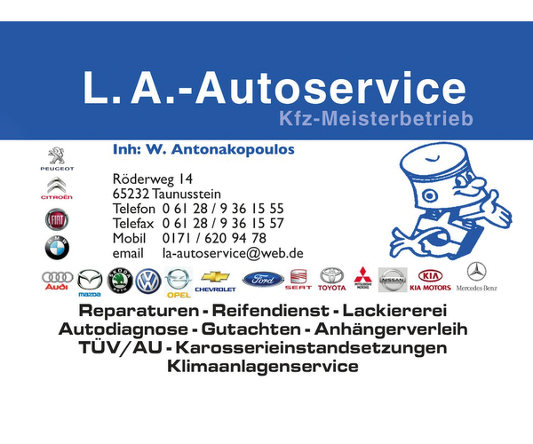 L.A.-Autoservice