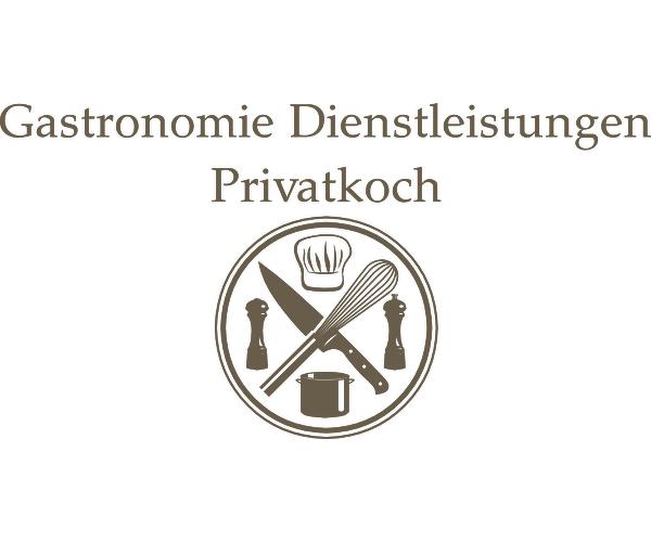 Gastronomie, Dienstleistungen, Privatkoch