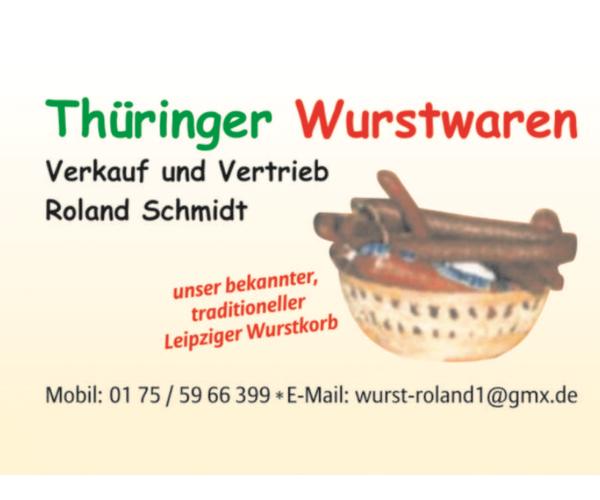 Thüringer Wurstspezialitäten