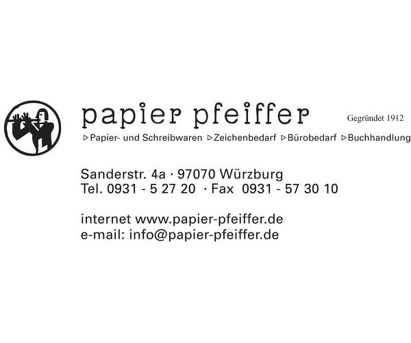 Papier Pfeiffer