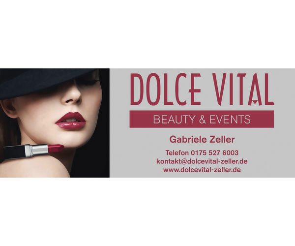 DOLCE VITAL Beauty & Events