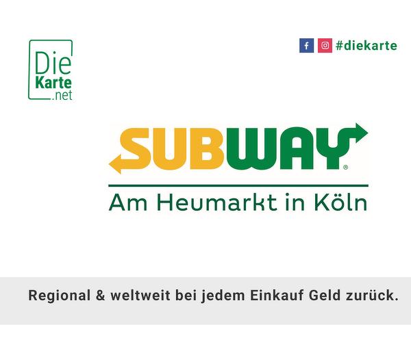 Schnellrestaurant Subway