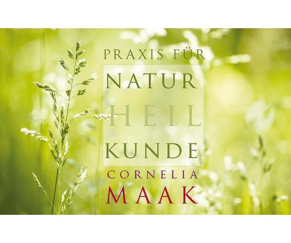 Praxis für Naturheilkunde Cornelia Maak