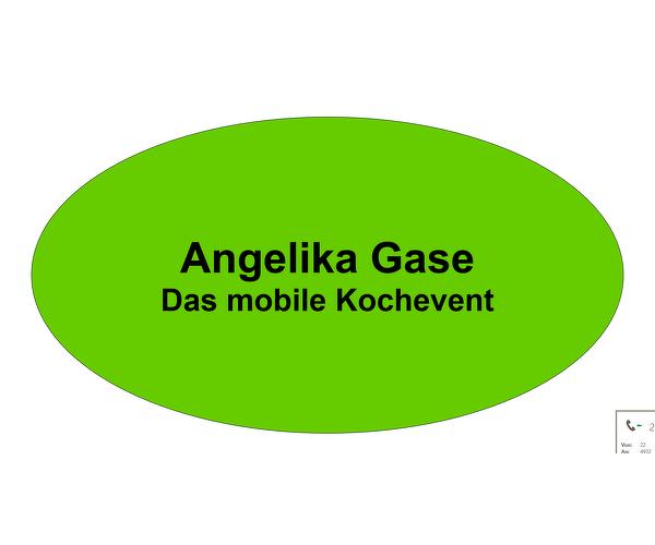 Angelika Gase - Das mobile Kochevent