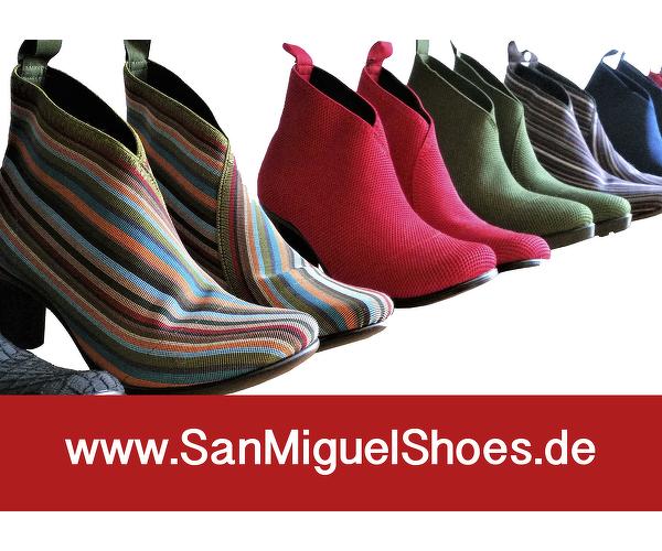 San Miguel Shoes Deutschland