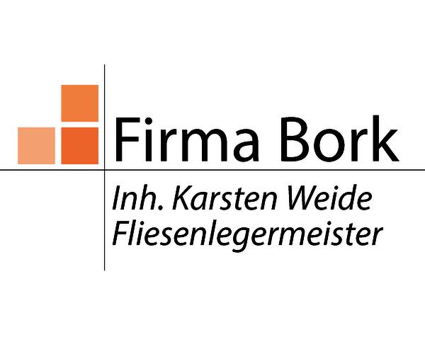 Fliesenleger W.Bork  Inh. K.Weide Fliesenlegermeister
