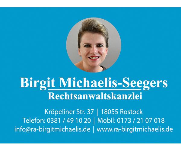 Rechtsanwältin Birgit Michaelis-Seegers