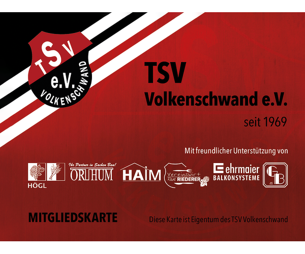 TSV Volkenschwand