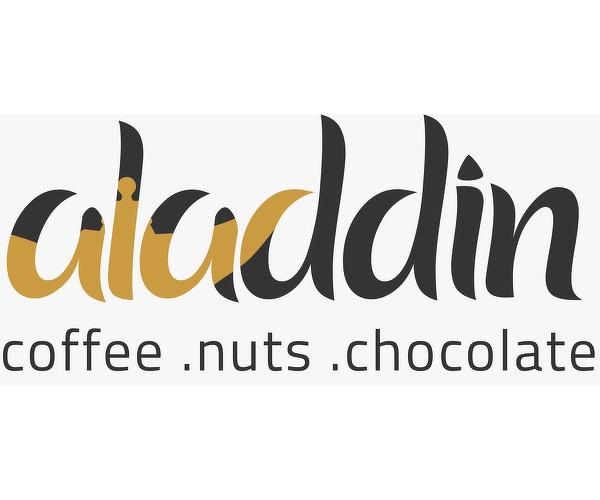 Aladdin coffee.nuts.chocolate