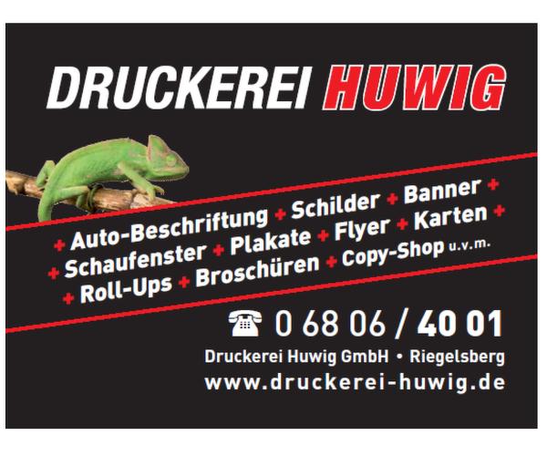 Druckerei Huwig GmbH