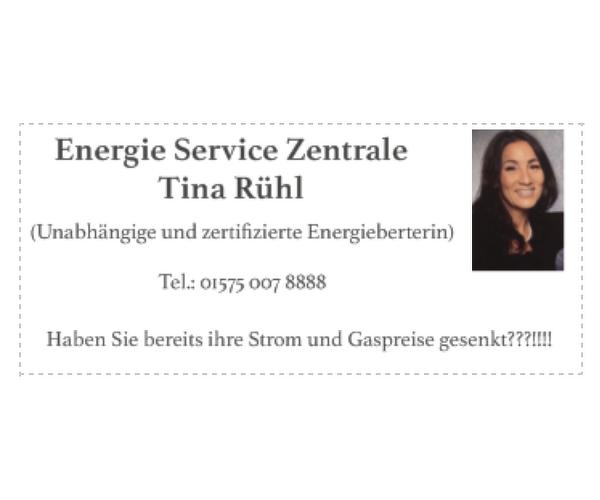 Energieberatung Tina Rühl