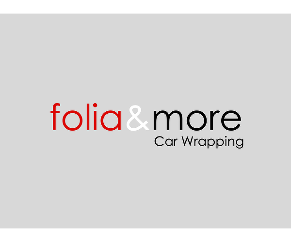 folia&more Car Wrapping