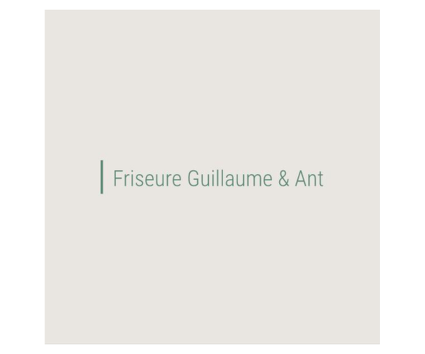 Friseure Guillaume&Ant