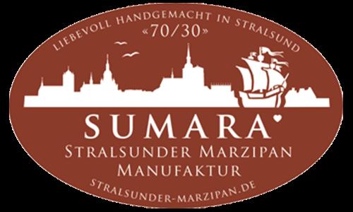 SUMARA - Stralsunder Marzipan Manufaktur