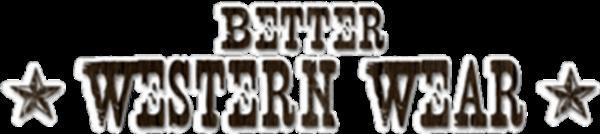 Better Western Wear