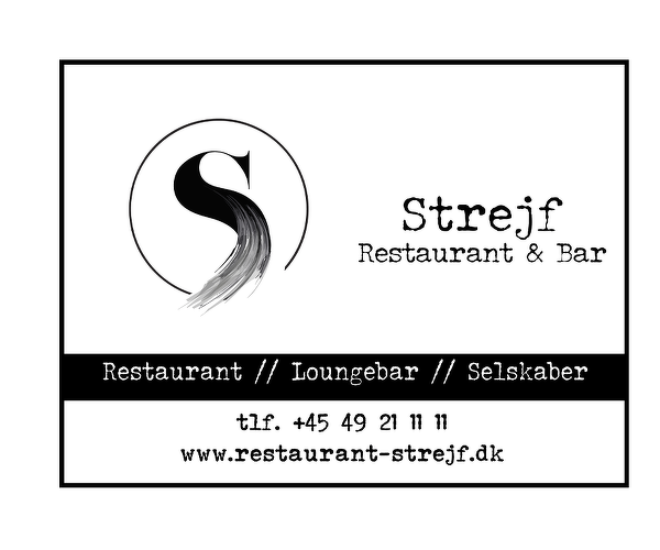Strejf Restaurant & Bar