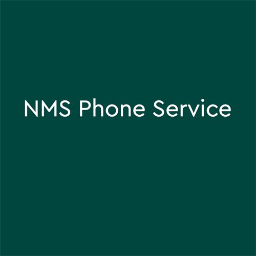 NMS Phone service