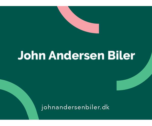John Andersen Biler
