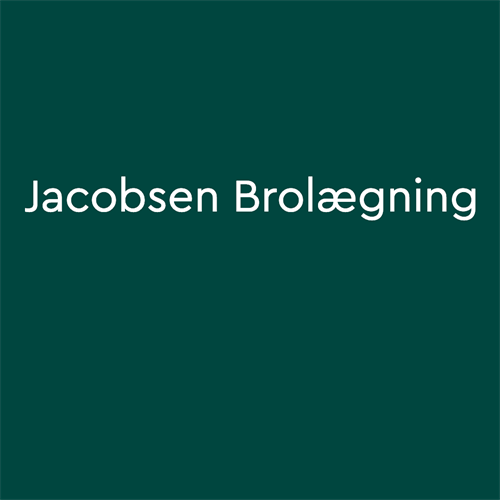 Jacobsen Brolægning
