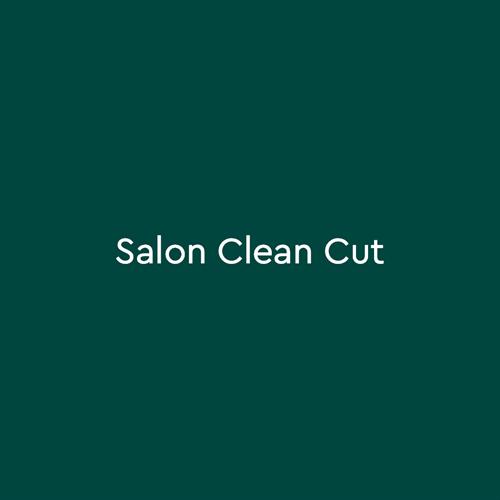Salon Clean Cut