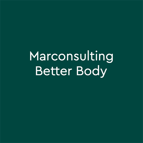 Marconsulting Better Body