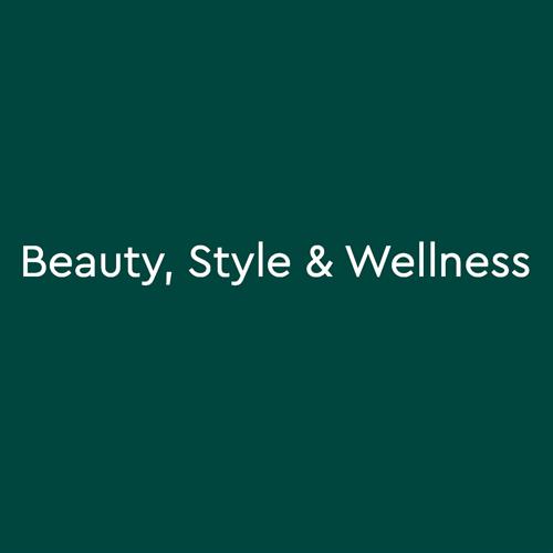 Beauty, style & wellness
